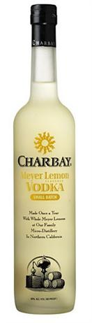 Charbay Vodka Meyer Lemon